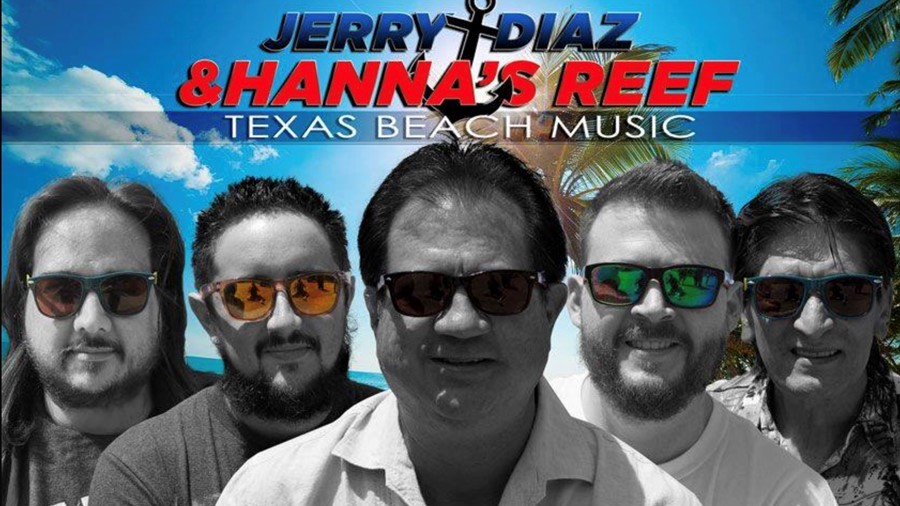 Jerry Diaz & Hanna's Reef