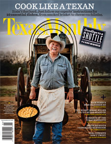 Texas Monthly Magazine
