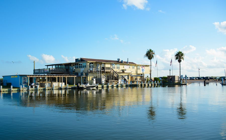 Stingaree Restaurant   The Best Seafood in Crystal Beach, Texas